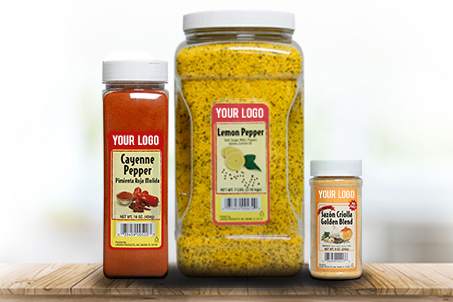 Co-Packing & private Labeling – Liborio Spices & Products